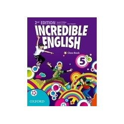 Incredible English 5 SP Podręcznik 2E. Język angielski