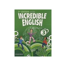 Incredible English 3 SP Ćwiczenia 2E. Język angielski