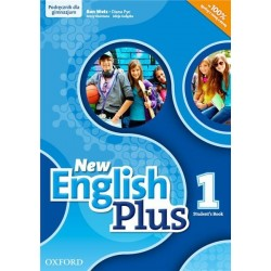 New English Plus 1 GIM Podręcznik z nagraniami 2015