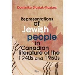 Representations of Jewish people in Canadian literature of the 1940s and 1950s