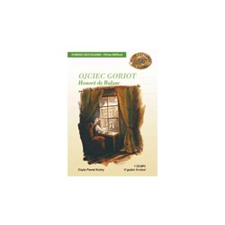 Ojciec Goriot. Audiobook CD mp3.