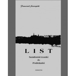 List Sandomierzanki do Podolanki