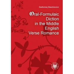 OralFormulaic Diction in the Middle English Verse Romance