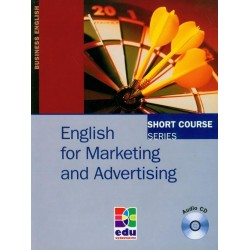 English for Marketing and Advertising + mp3 do pobrania