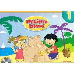 MY LITTLE ISLAND 1 AB WITH SONGS & CHANTSLONGMAN