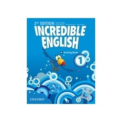 Incredible English 1 SP Ćwiczenia 2E. Język angielski