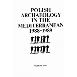 Polish Archaeology in the Mediterranean 1