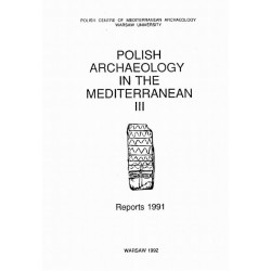 Polish Archaeology in the Mediterranean 3