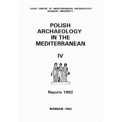 Polish Archaeology in the Mediterranean 4