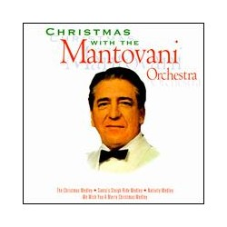 Christmas With Mantovani [CD]