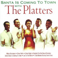 Christmas With Platters [CD]