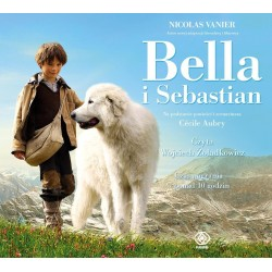Bella i Sebastian. Audiobook
