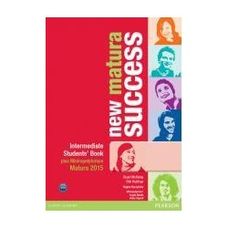 Matura Success New Intermediate SB PEARSON