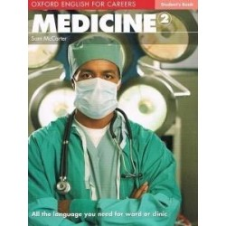 Oxford English for Careers. Medicine 2 SB OXFORD