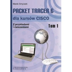Packet Tracer 6 dla kursów CISCO tom I