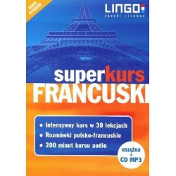 Francuski. Superkurs + CD MP3