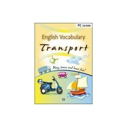 English Vocabulary. Transport CD