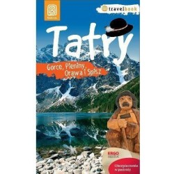 Travelbook Tatry, Gorce, Pieniny, Orawa i Spisz