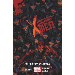 Uncanny X-Men T.5 Mutant omega