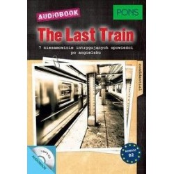 The Last Train B2 + audiobook
