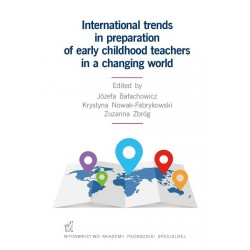 International trends in preparation of early childhood teachers in a changing world