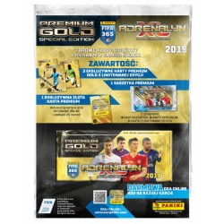 Panini FIFA 365 Adrenalyn XL 2019 Premium Gold