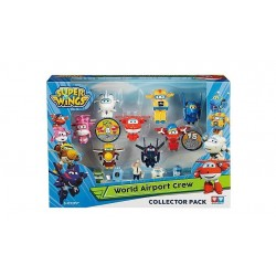 Super Wings Zestaw 8 figurek