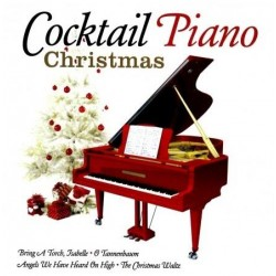 Cocktail Piano Christmas CD