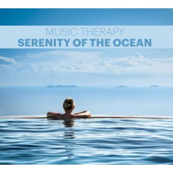 Music Therapy Serenity of the Ocean CD