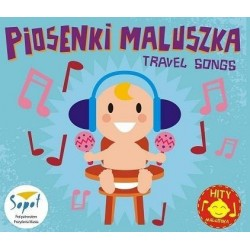 Piosenki Maluszka Travel Song CD SOLITON