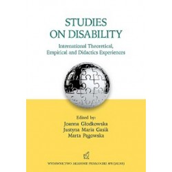 Studies on disability. International Theoretical, Empirical and Didactics Experiences