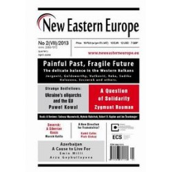 New Eastern Europe 2|2013. Painful Past, Fragile Future