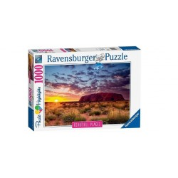 Puzzle 1000 Ayers Rock w Australii