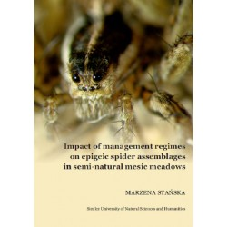 Impact of management regimes on epigeic spider assemblages in seminatural mesic meadowns