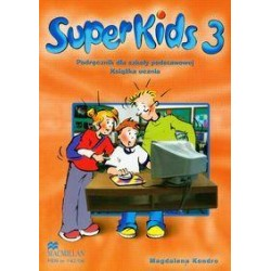 SuperKids 3 SB + CD MACMILLAN