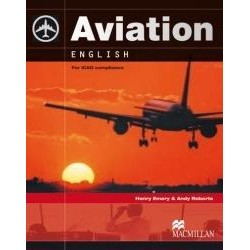 Aviation English SB + CD MACMILLAN