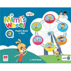 Mimis Wheel 3 Plus PB + kod do NAVIO MACMILLAN
