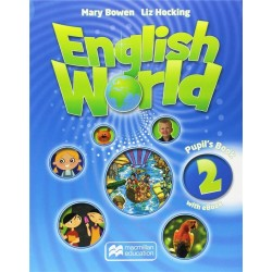 Emglish Word 2 PB + eBook MACMILLAN