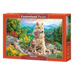 Puzzle 1000 New Generation CASTOR