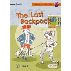 Czytam po angielsku. The Lost Backpack. Level 1