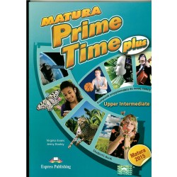 Matura Prime Time PLUS UpperInter SB