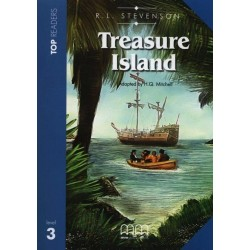 Treasure Island SB + CD MM PUBLICATIONS