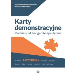 Karty demonstracyjne. Pażdziernik