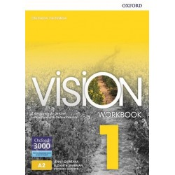 Vision 1 WB + online practice