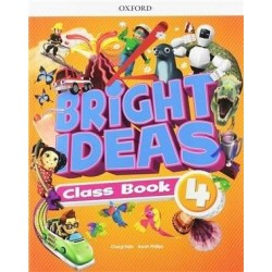 Bright Ideas 4 CB and app Pack OXFORD