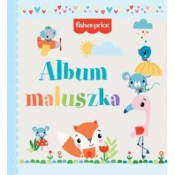 Fisher Price Album maluszka