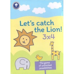 Lets Catch the Lion! 3x4