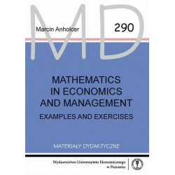 Mathematics in Economics and Management. Examples and exercises