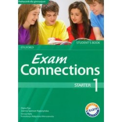 Exam Connections 1 Starter GIM Students Book Język angielski