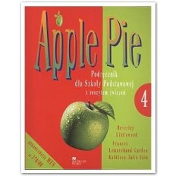 Apple Pie 4 SP Students Book + Workbook Język angielski